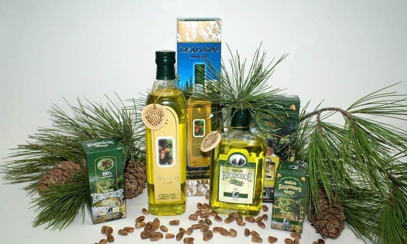 кедровое масло польза и вред