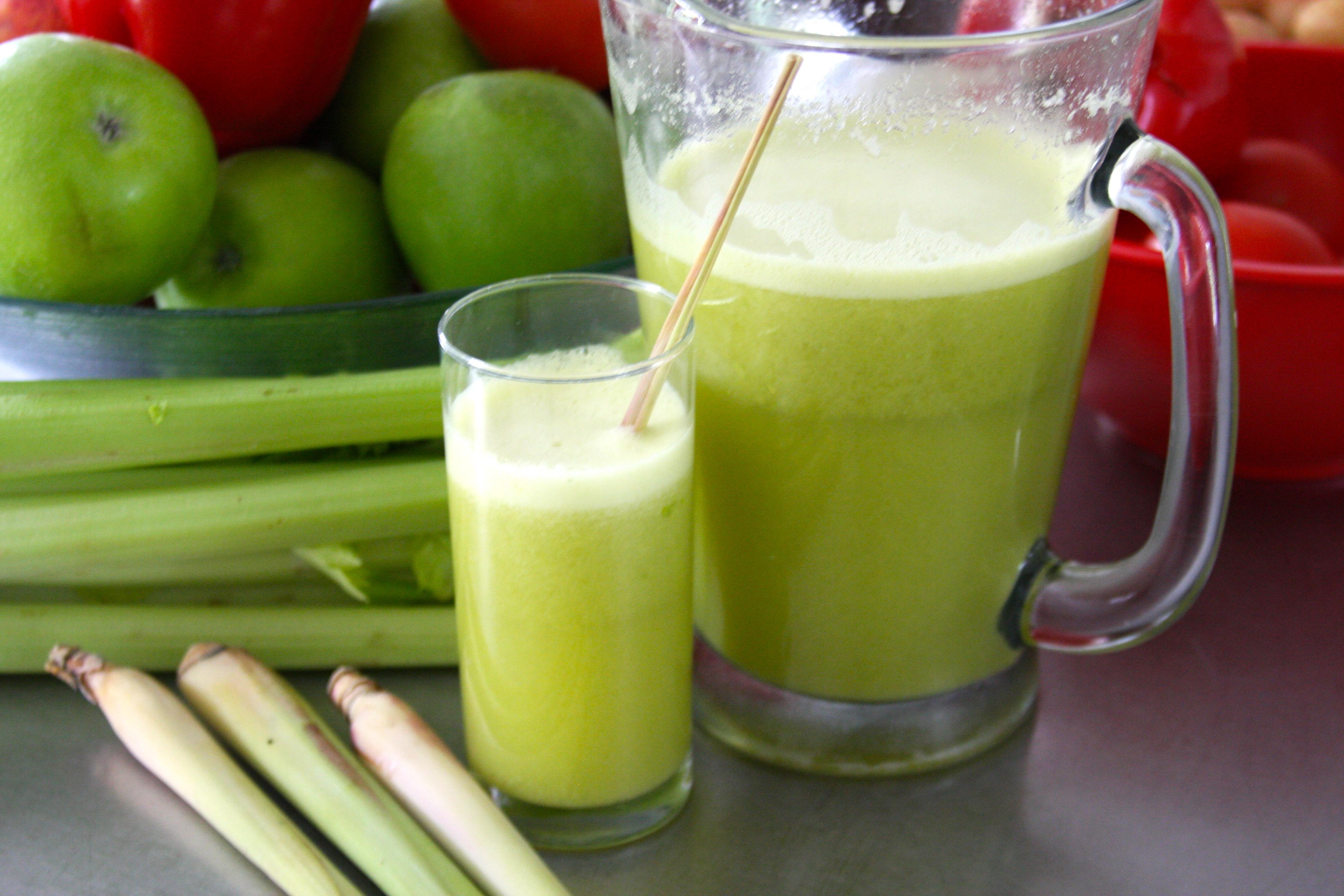 сок сельдерея польза и вред