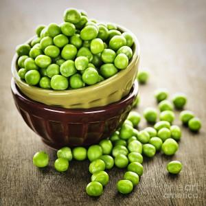 зеленый горошек польза и вред