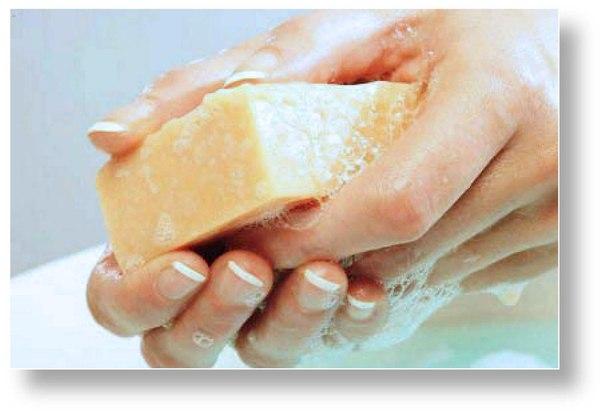 Мыло в домашних условиях химия