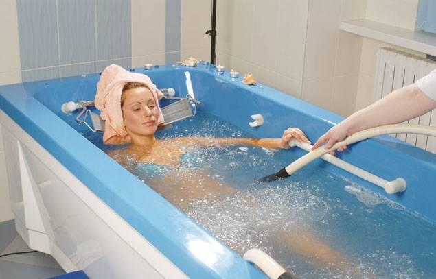 Картинки по запросу Что такое радоновые ванны: показания и противопоказания