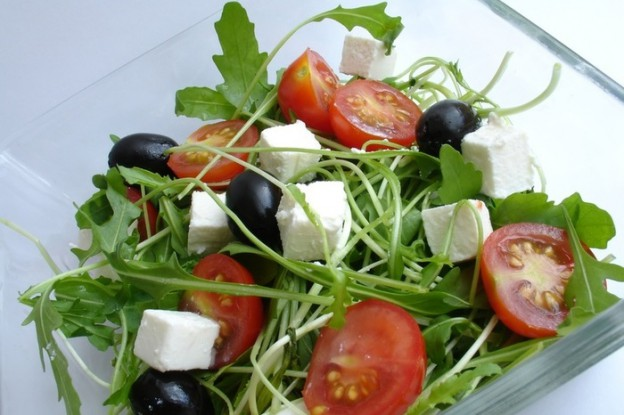 Все разновидности салатов и их рецепты с фото