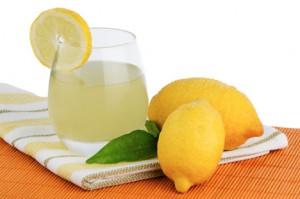 лимонный сок польза и вред