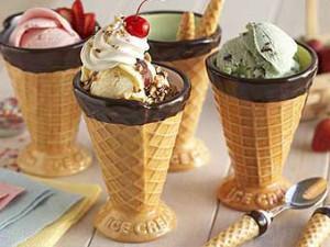 мороженое польза и вред