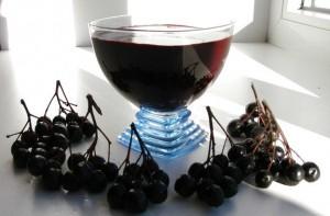 сок рябины польза и вред