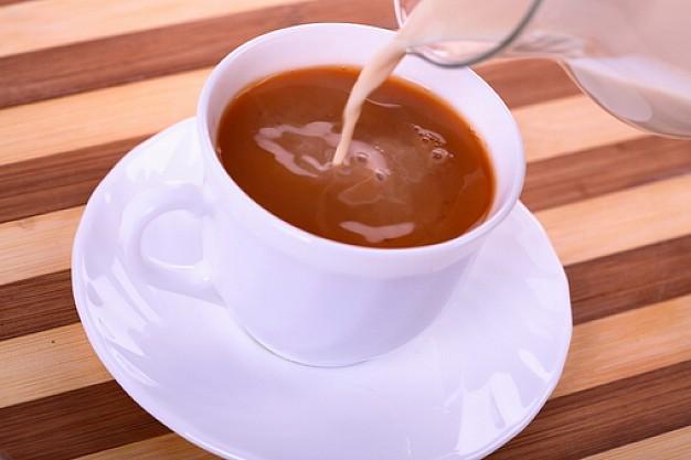 Фото чая с молоком