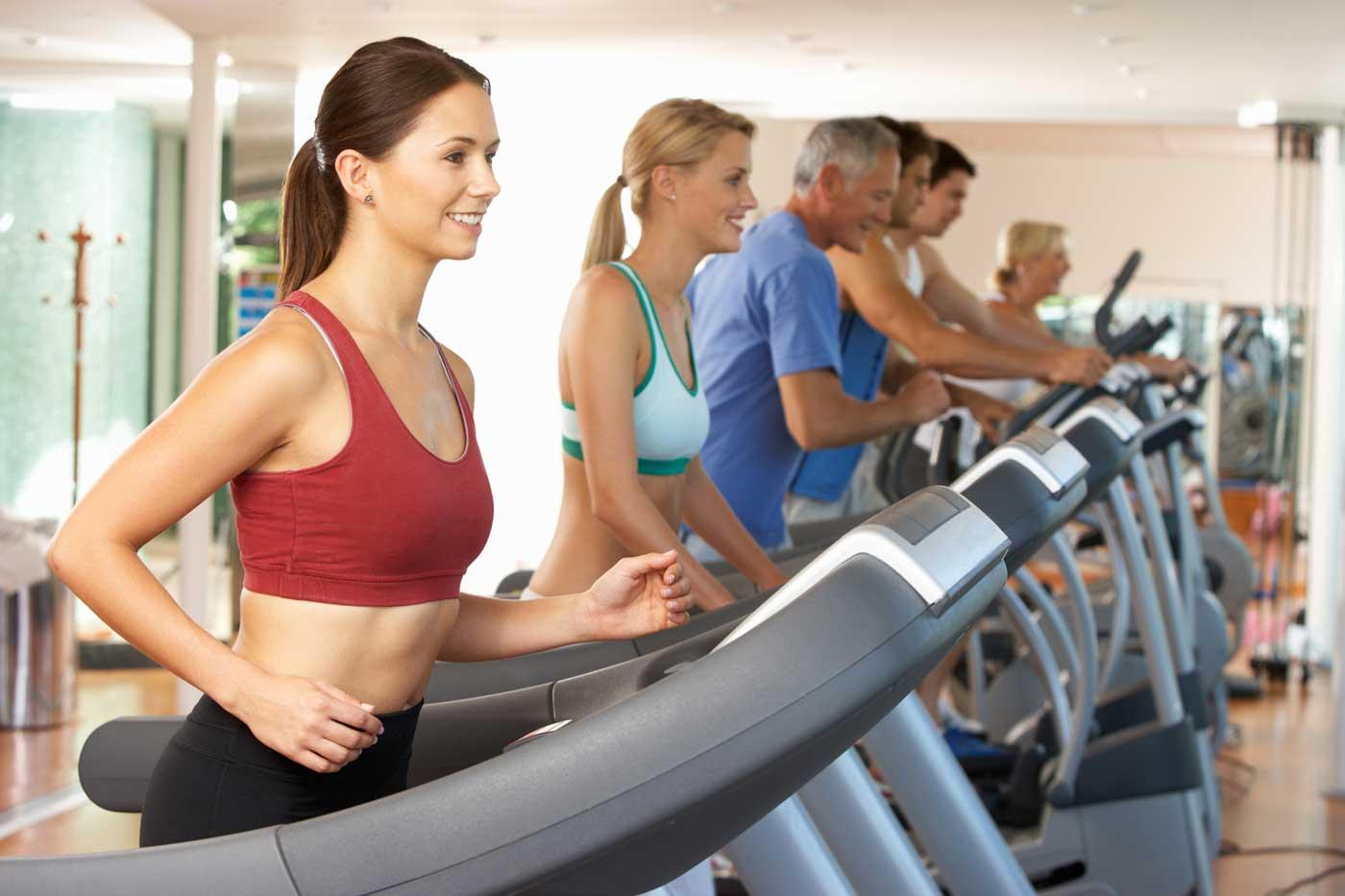 Как похудеть с помощью бег дорожки