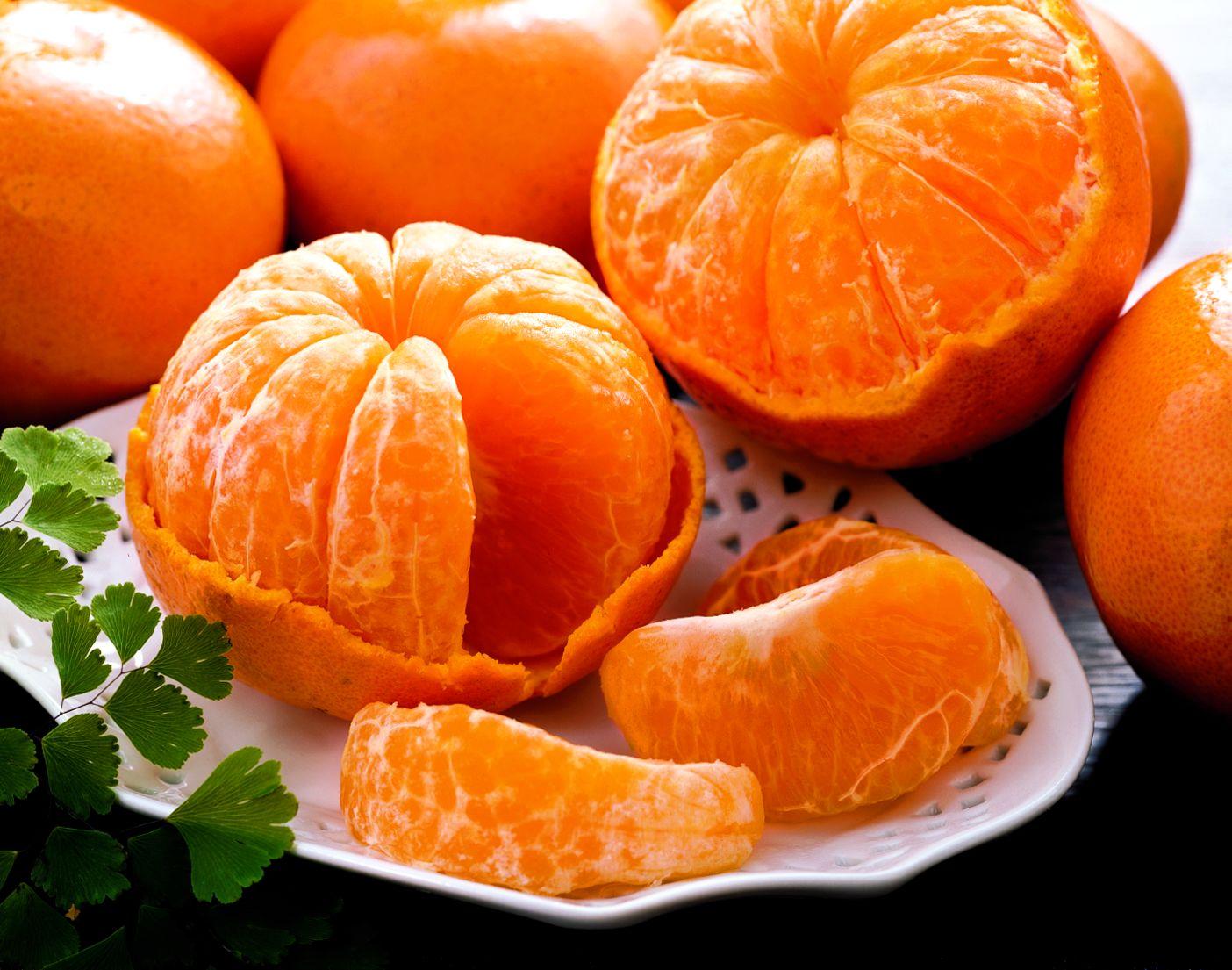 Почему мы едим мандарины в новый год