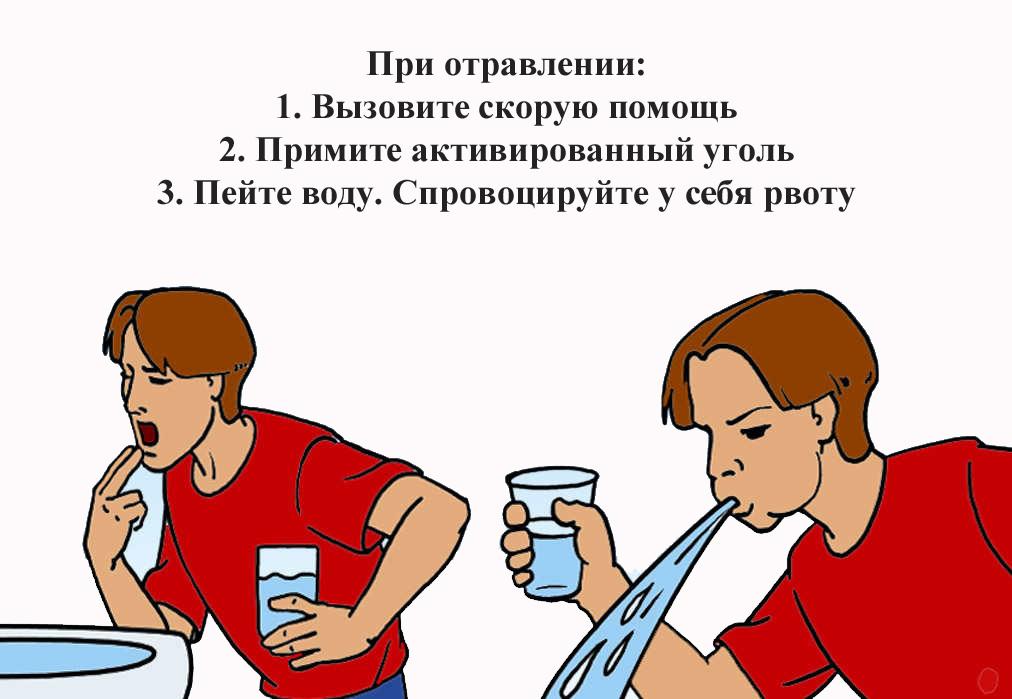 Чем лечить в домашних условиях отравление