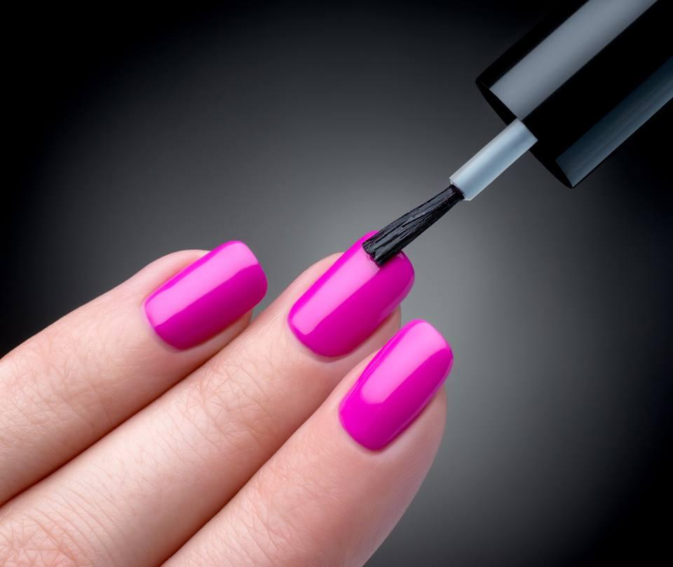 Гель покрытие для ногтей
