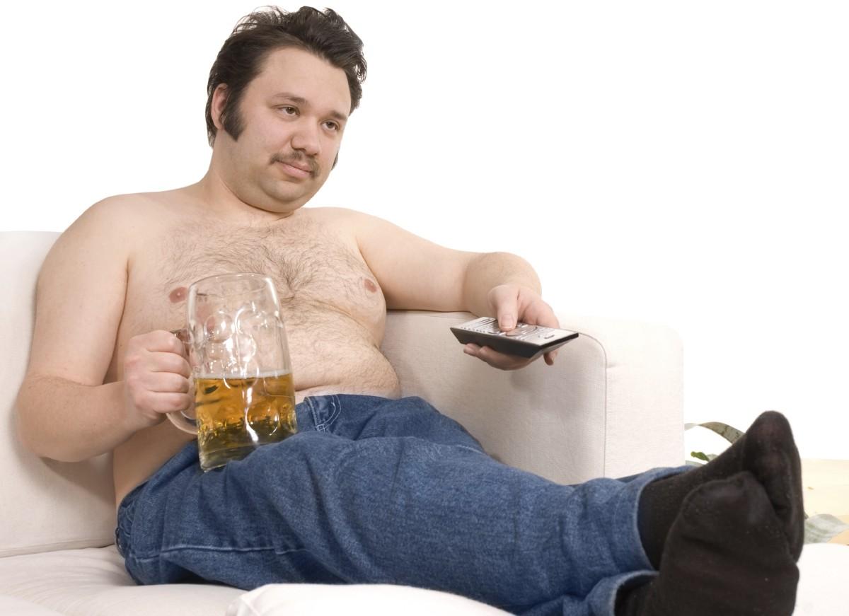 Пиво влияет на потенцию у мужчин